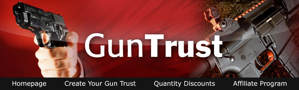 Create Your Gun Trust
